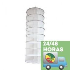 Malla secadora Redonda 55 cm 8 pisos