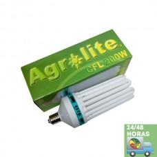 Fluorescente Agrolite CFL 200 W Floración