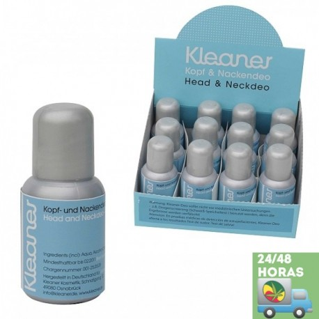 Kleaner 30ml (limpiador toxinas salivares)