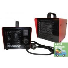 Calefactor aire cerámico
