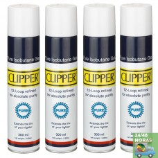 Gas Clipper refinado 0% impurezas 300ml