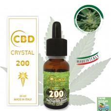 Eliquid Liquido Cigarillo electrónico Crystal CBD