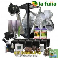 Kit Agrolite 400W Crec/Flo
