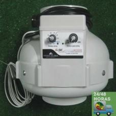 Extractor Prima Klima con control de temperatura