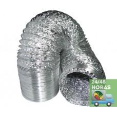 Tubo Aluminio Flexible