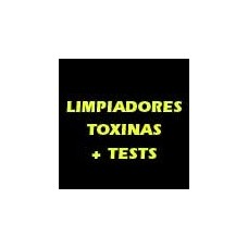 Limpiadores de toxinas + tests
